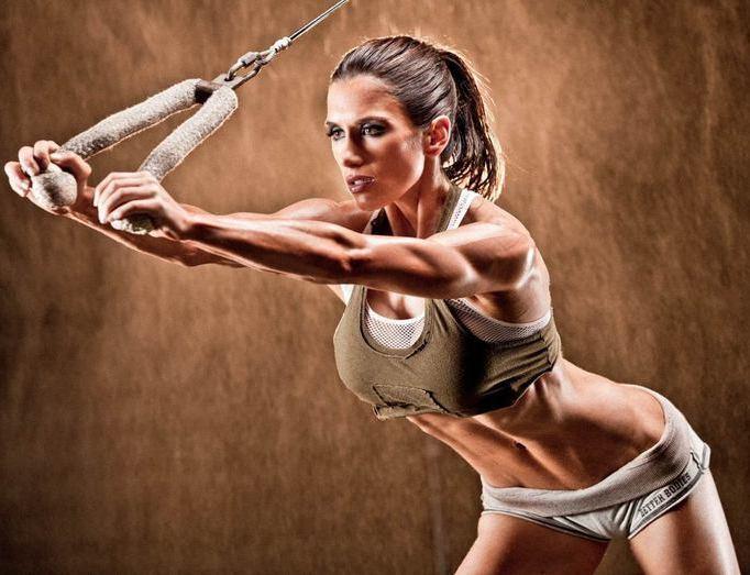 Сколько мышц делать за тренировку