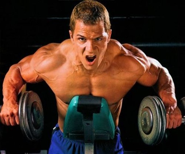 Тренировка отдельных мышц 2