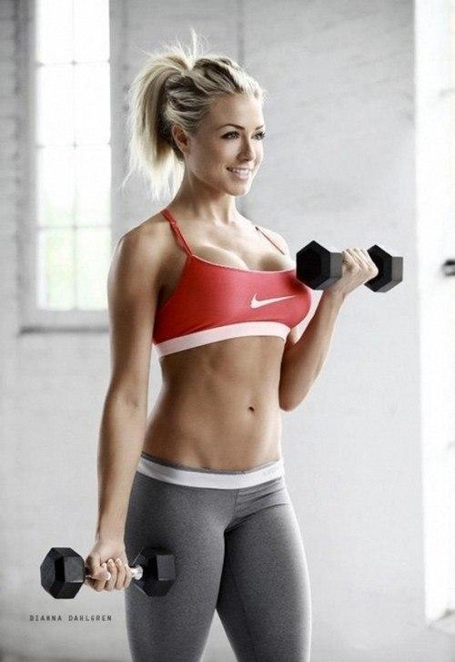 Тренировка отдельных мышц