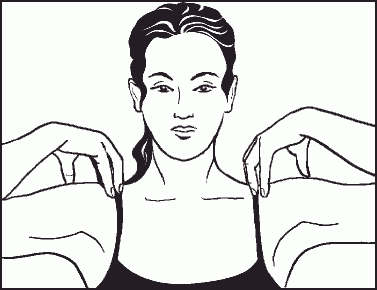 Упражнения на растяжку (Плечи) 1