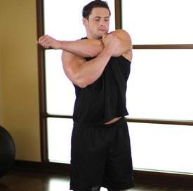Упражнения на растяжку (Плечи) 2