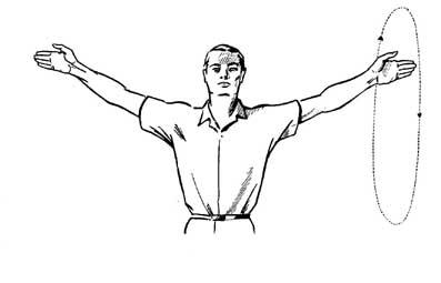 Упражнения на растяжку (Плечи) 3