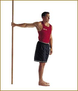 Упражнения на растяжку (Руки) 2
