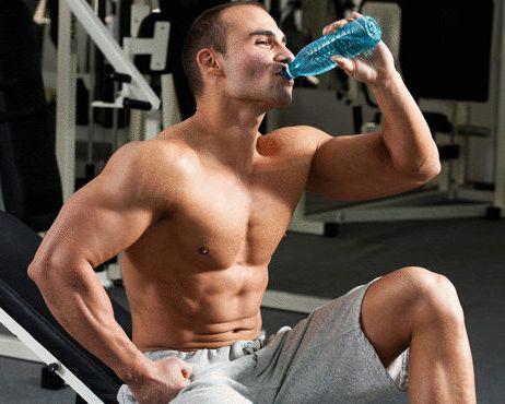 Вода во время тренировки сколько пить 2