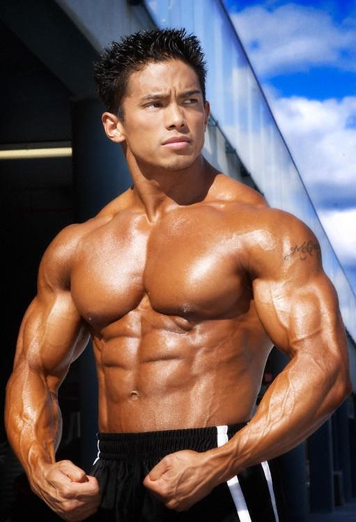 Набор мышечной массы без спортивного питания