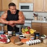 Питание перед тренировкой для набора массы