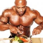 Правильное питание для роста мышц: мужское меню