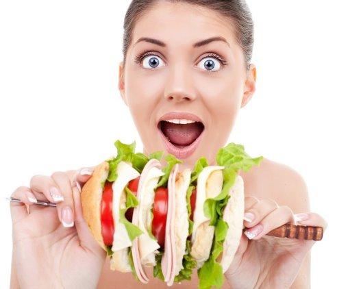 Правильное питание для роста мышц женское меню