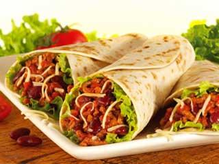 Вкусные диетические блюда для похудения (буррито)3