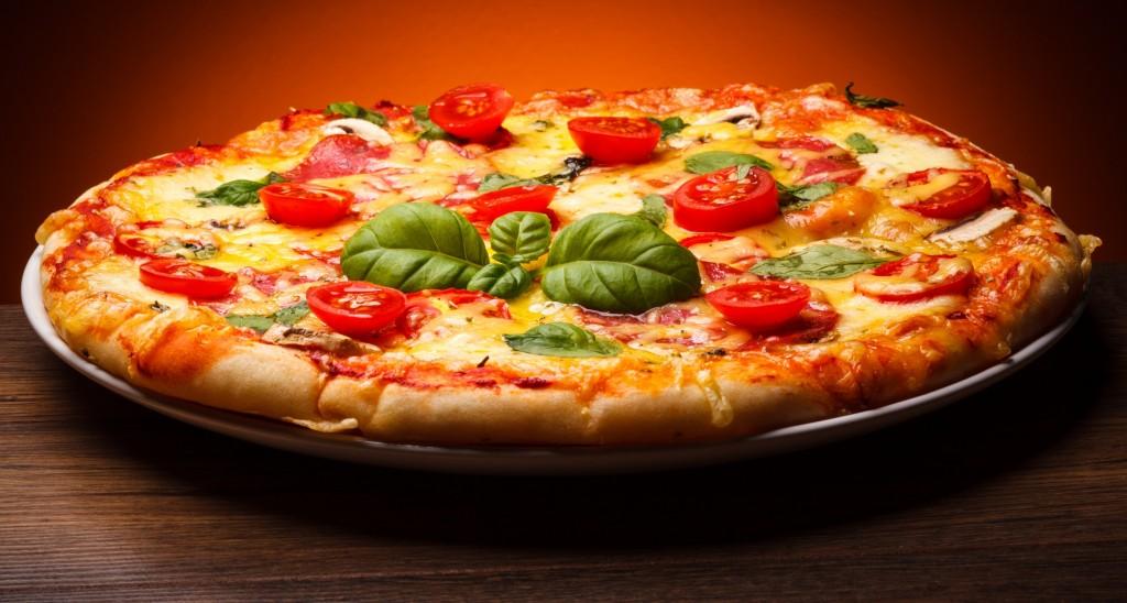 Вкусные диетические блюда для похудения (пицца)5