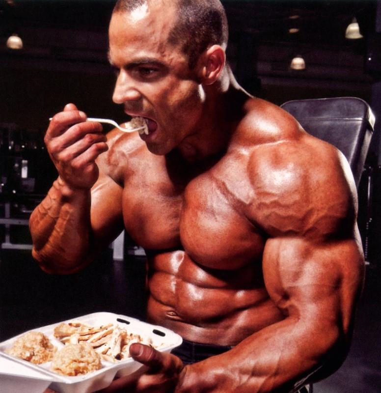 Высокобелковые продукты для роста мышечной массы и похудения