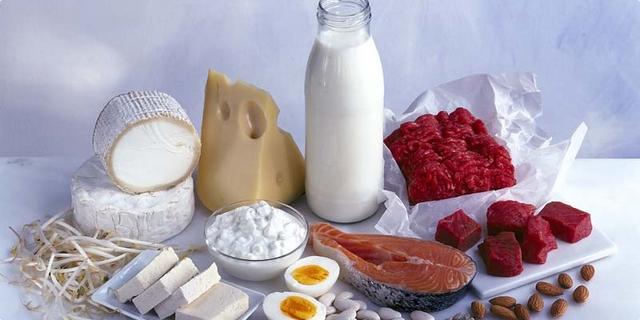 Чем заменить протеин