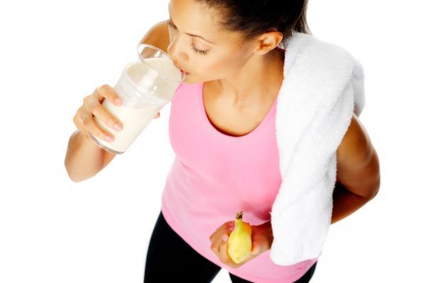Как похудеть с протеином
