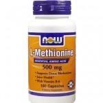Аминокислота Метионин: дозировки и применение