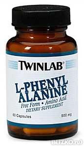 Аминокислота фенилаланин