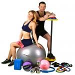 Спортивные товары для фитнеса и аэробики