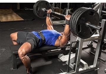 Базовые упражнения для набора мышечной массы 4
