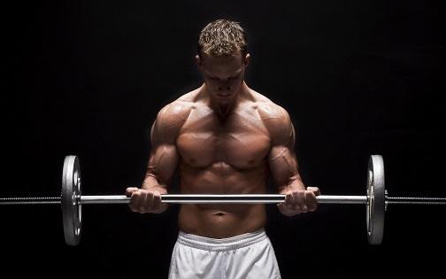 Базовые упражнения для набора мышечной массы 6