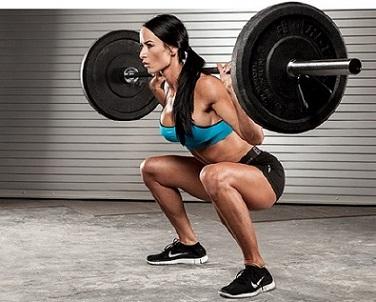 Базовые упражнения для набора мышечной массы 7