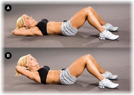 Базовые упражнения для набора мышечной массы 8