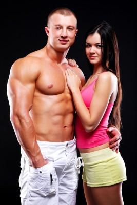 Тренировки и секс 2