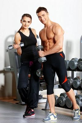 Тренировки и секс 3