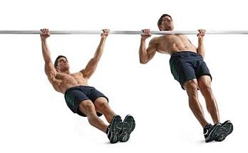 Как накачать широкую спину 3