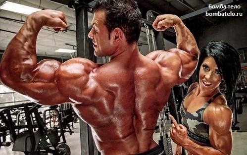 Огромные мышцы 8 главных секретов