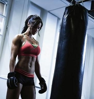 Силовая тренировка бойца 2