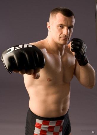 Силовая тренировка бойца 4