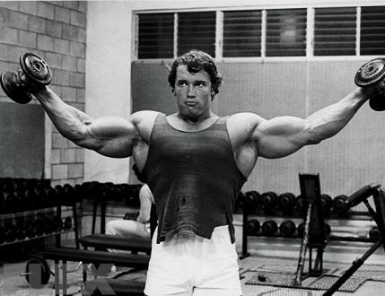 Тренировки Арнольда Шварценеггера советы для ног и плеч