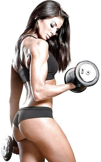 Тренировка мышц бицепса 4