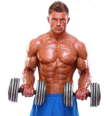 Тренировка мышц бицепса 5