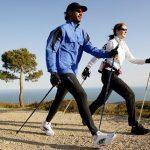 Скандинавская ходьба: польза и противопоказания