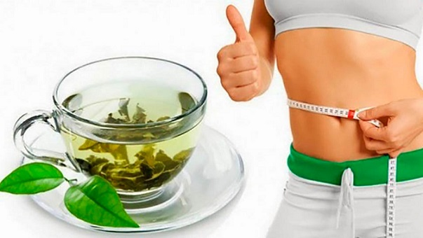 Зеленый чай помогает похудеть – свойства, преимущества и.