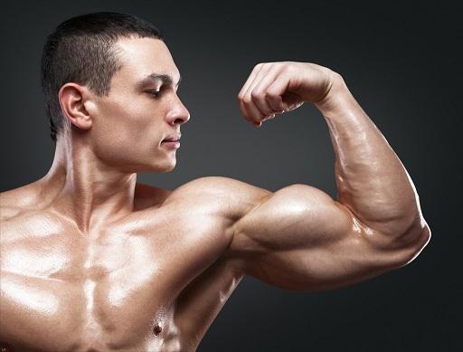 Упражнения на бицепс в тренажерном зале – как накачать руки