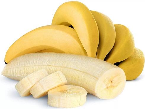 Польза банана для мужчин во время тренировки