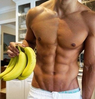 Польза банана для мужчин во время тренировки thumbnail