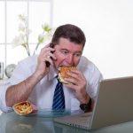 Как правильно питаться на работе