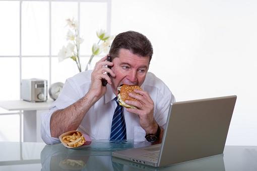 Полезное питание на работе