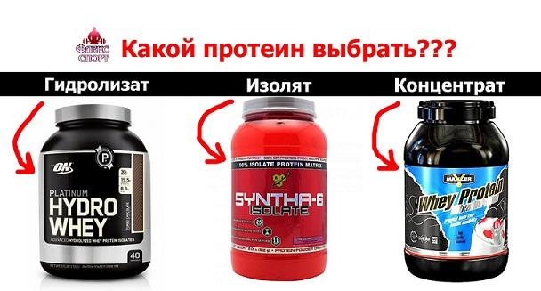Как выбрать протеин