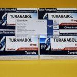 Туринабол курс: дозировка и свойства