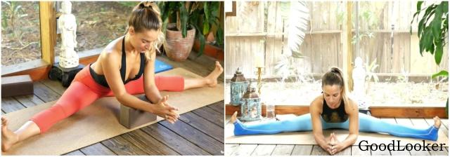Комплекс упражнений для шпагата в домашних условиях