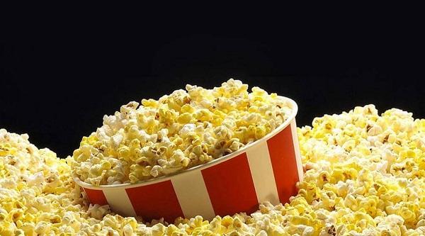Сколько в попкорне калорий?