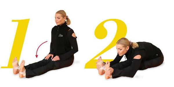 Упражнения для лечения боли в спине