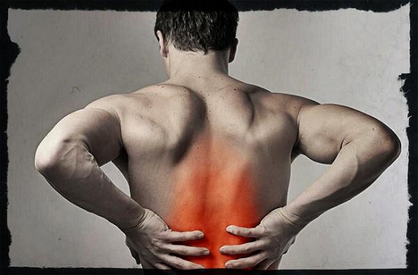 Срыв спины