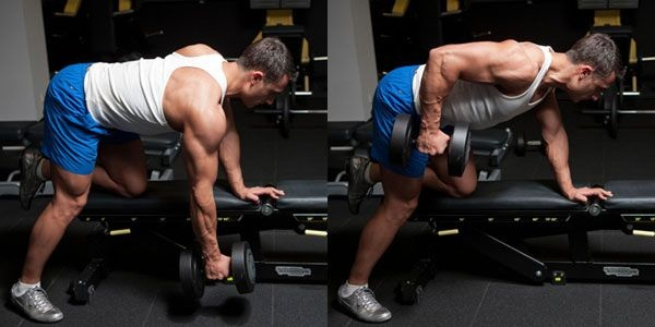 Польза тяги в наклоне