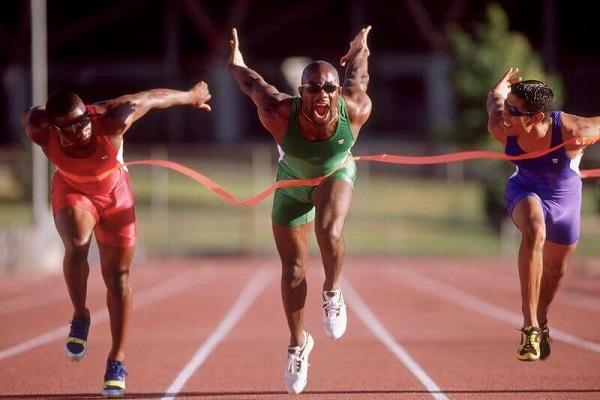 Безопасность в спринтерском беге