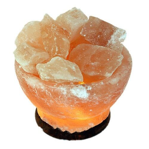 Гималайская соль розовая пищевая