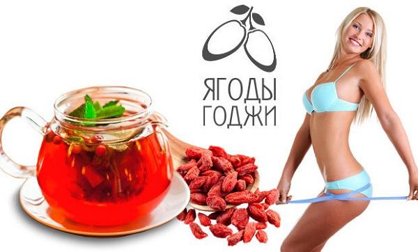 Рецепт ягод годжи для похудения